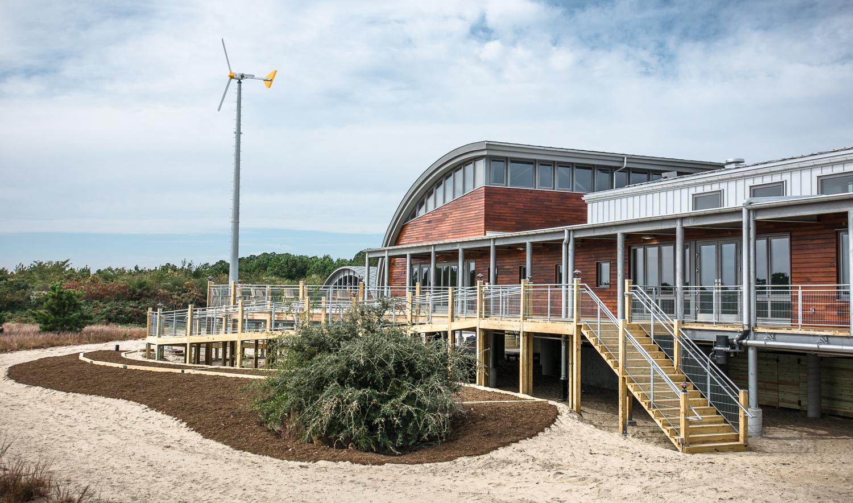 The Brock Environmental Center